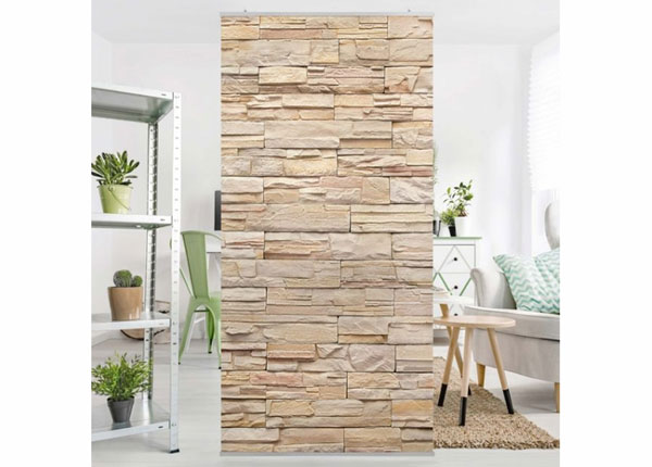 Paneeliverho ASIAN STONEWALL 250x120 cm ED-141205