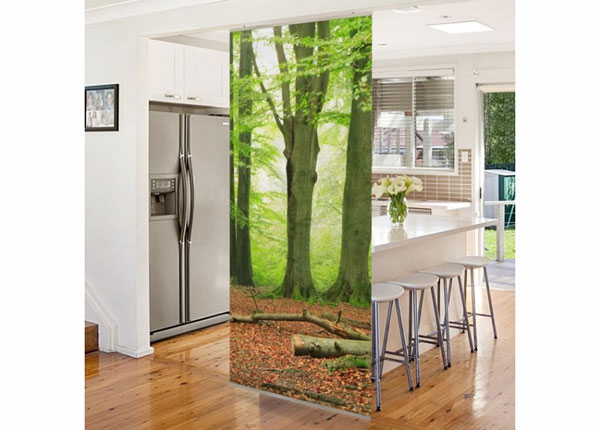 Paneelkardin Mighty Beech Trees 250x120 cm ED-141217