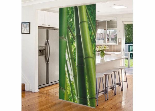 Paneelkardin Bamboo Trees 250x120 cm