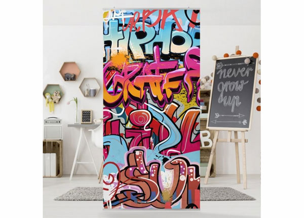 Paneeliverho HIPHOP GRAFFITI ED-141333