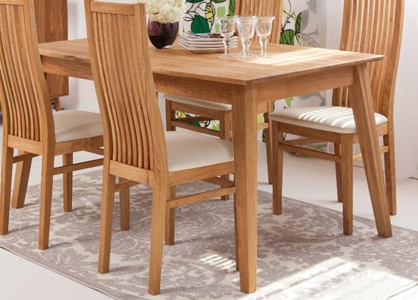 Tammi ruokapöytä GENF 160x90 cm EC-141356