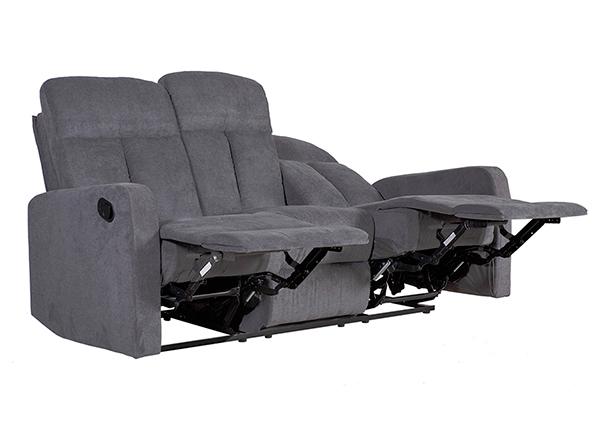 Sohva 3-ist jalkatukimekanismilla Flexy EV-141389