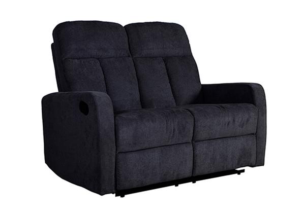 2-местный диван с механизмом подножки Flexy