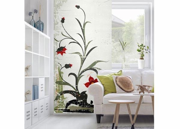 Paneelkardin Pale Flower ED-141499
