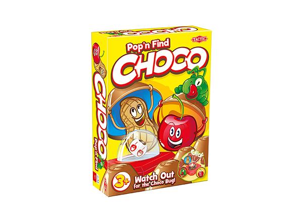 Lauamäng Choco