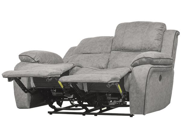 2-istuttava sohva Relax25 (sähköinen)