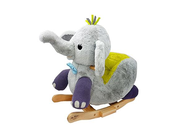 "Мягкая игрушка-качалка ""Слон"""