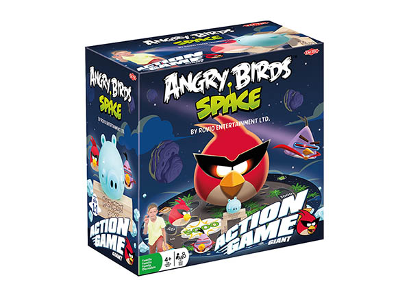 Lauamäng Angry Birds Kosmos