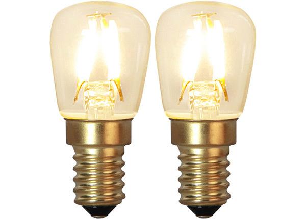LED sähkölamput 2 kpl AA-142386