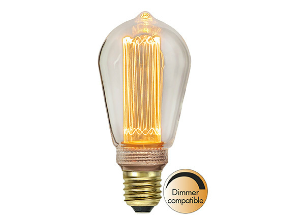Декоративная LED лампочка E27 2,5 Вт AA-142548