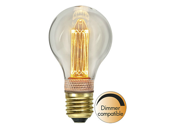 Декоративная LED лампочка E27 2,3 Вт AA-142558