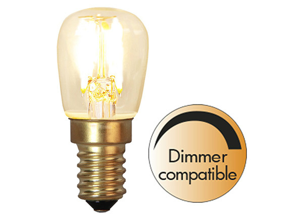 Декоративная LED лампочка E14 1,4 Вт AA-142563