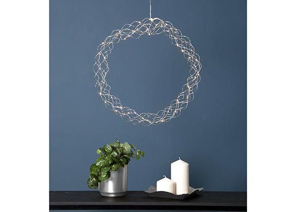 LED pirnidega dekoratsioon Curly AA-142634