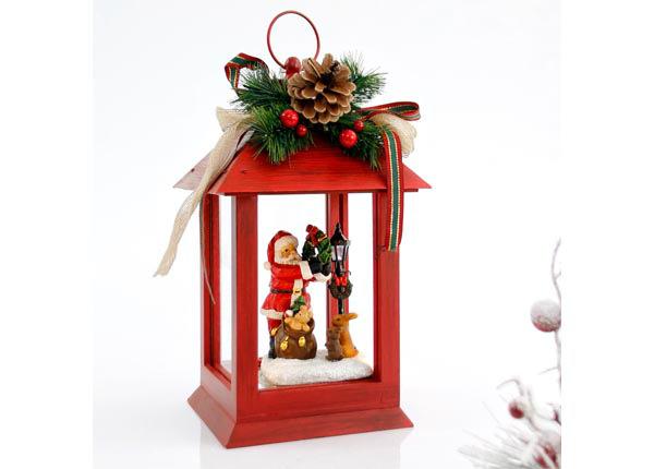 LED рождественская декорация Santa