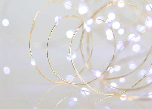 LED valoketju