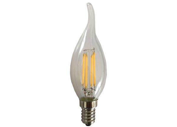 LED lamppu säädettävä E14 5 W 2 kpl