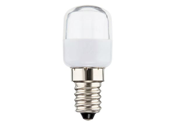 LED lamppu E14 2,5 W 2 kpl