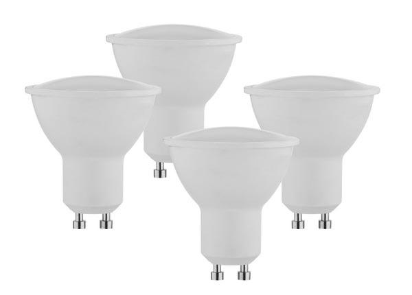 LED elektripirn GU10 5 W 4 tk RT-142851