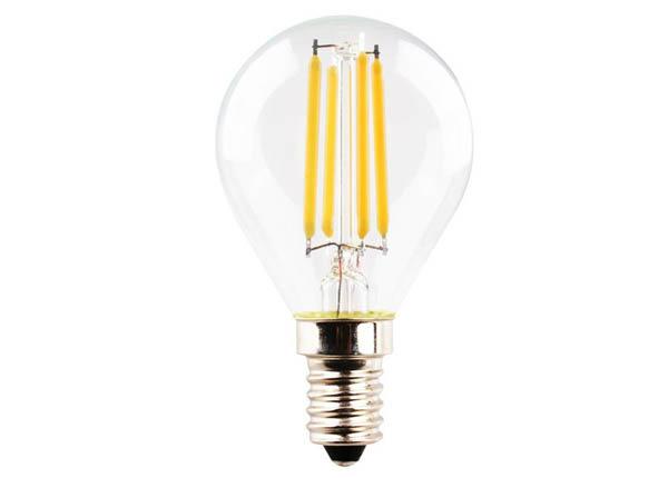 LED lamppu säädettävä E14 4 W 2 kpl