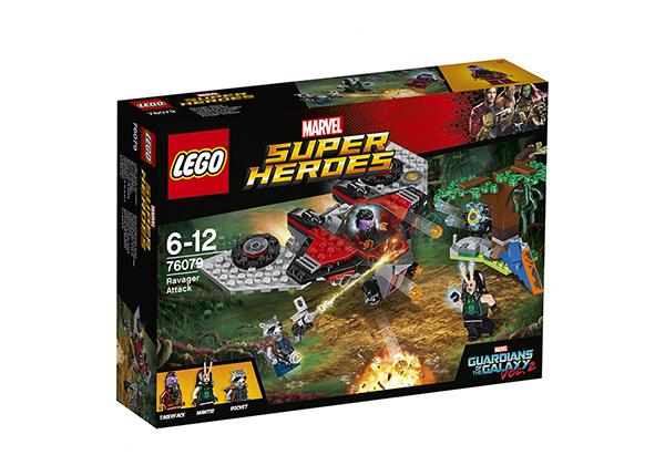 Laastaja rünnak Lego Super Heroes