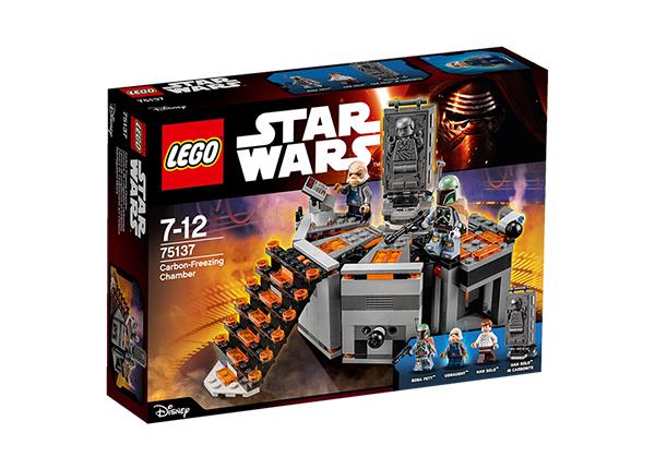Süsiniku külmutamise kamber Lego Star Wars