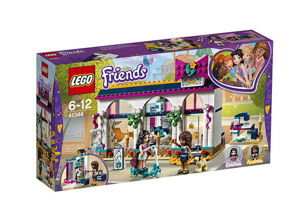 Andrea tarvikute pood Lego Friends