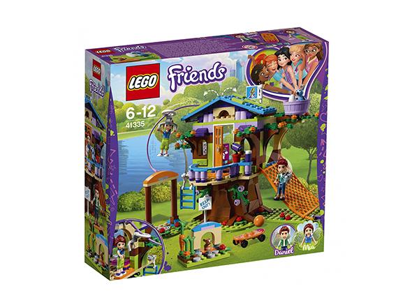 Mia metsamajake Lego Friends