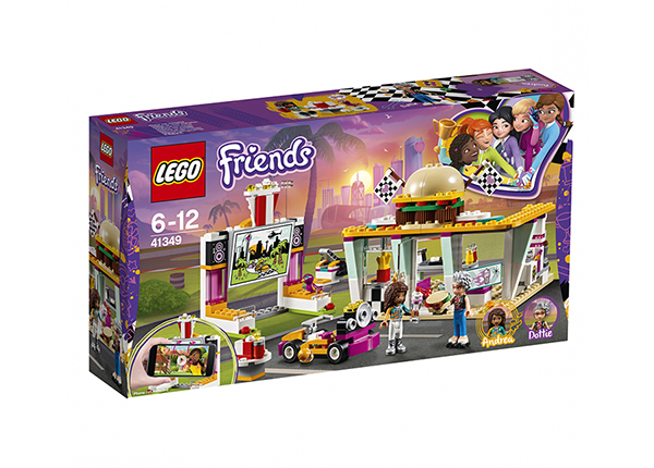 Pikaravintola LEGO FRIENDS
