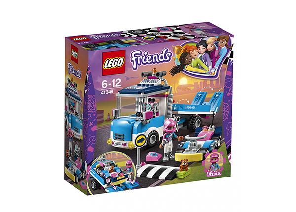 Huolto van LEGO FRIENDS