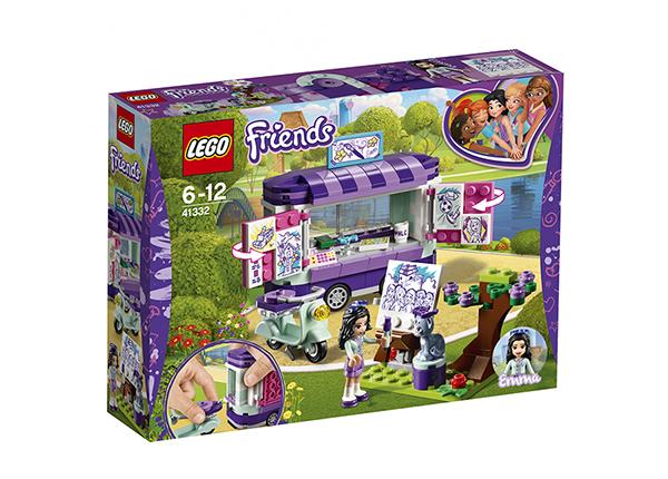 Emma kunstistend Lego Friends