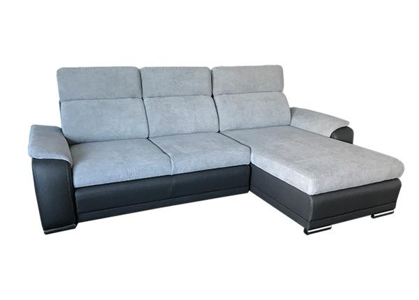 Угловой диван-кровать с ящиком Nelson