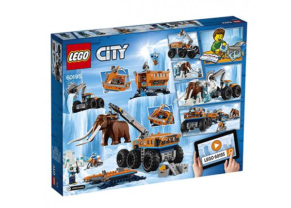 Arktinen tukikohta LEGO City RO-143125