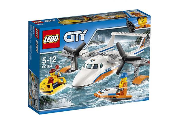 Meripelastuslentokone LEGO City
