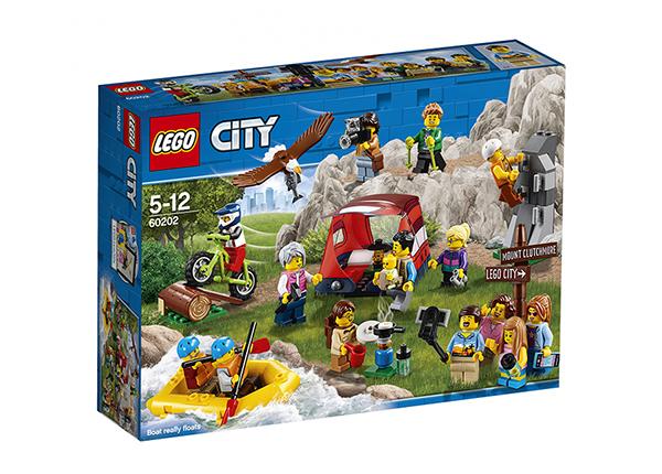 Hahmopaketti LEGO City
