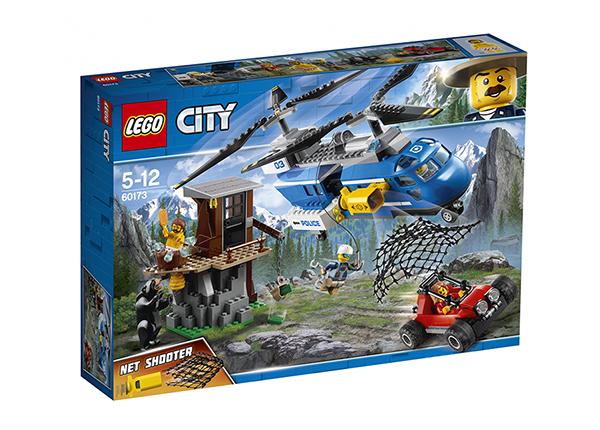 Pidätys vuoristossa LEGO City RO-143128