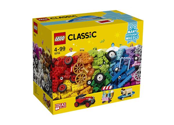 Klotsid hoos LEGO® Classic