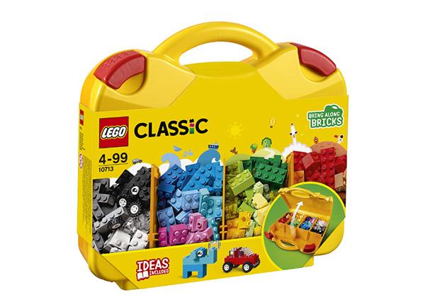 Kehittävä palikkasalkku LEGO® Classic RO-143136