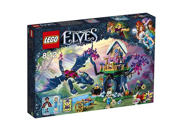 Rosalynin parantava piilopaikka LEGO Elves