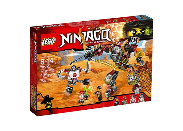 Päästev M.E.C. Lego Ninjago