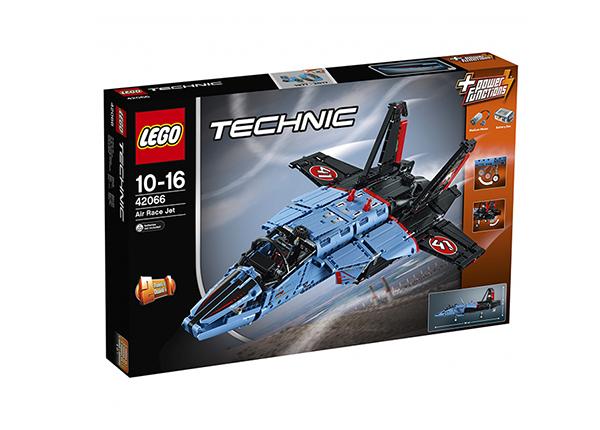 Õhu võidusõidumasin Lego Technic