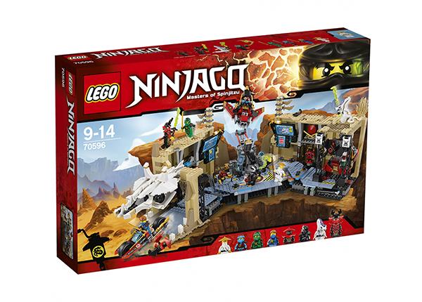 Samurai X ja kaosekoobas Lego Ninjago