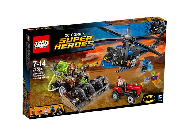 Hernehirmutis™ – hirmu lõikus Lego Super Heroes Batman™