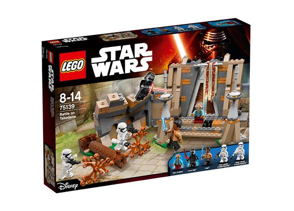 Lahing Takodanas Lego Star Wars