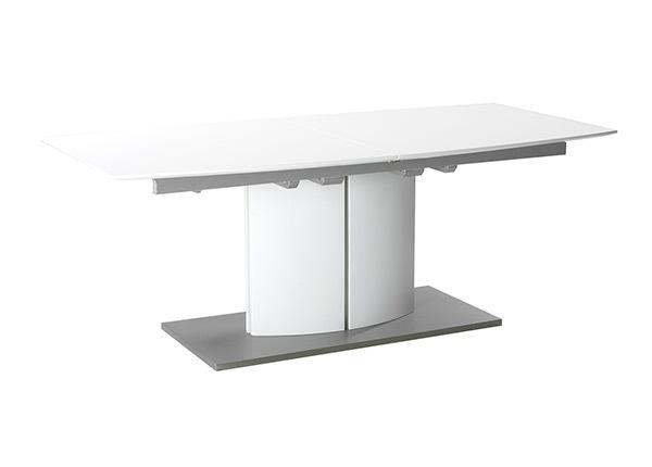 Jatkettava ruokapöytä BASE 200-280x100 cm