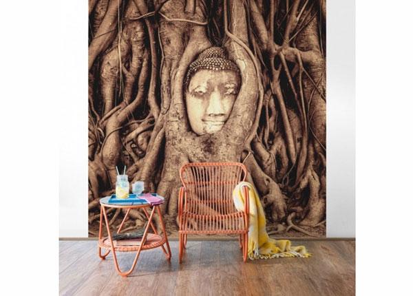 Fliis fototapeet Buddha in Ayutthaya