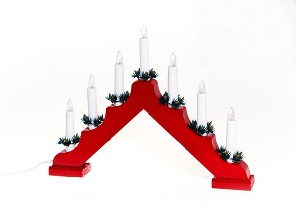 Elektrilised advendiküünlad LED tuledega