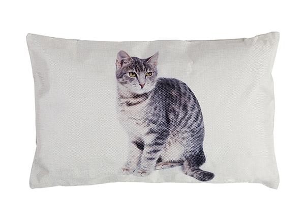 Декоративная подушка Kitty 30x50 см EV-143418