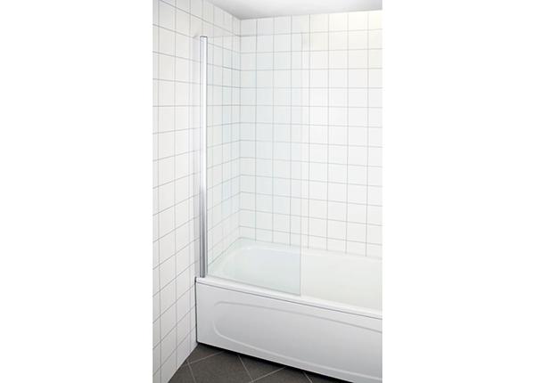 Стенка в ванную комнату Duschy Bath 80 см