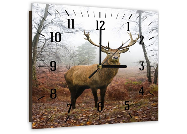 Pildiga seinakell Deer