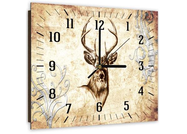 Pildiga seinakell Deer 2
